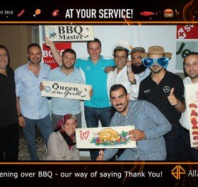 At your service BBQ